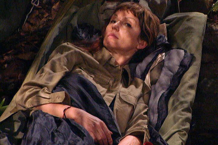 Angst-Hanka Rackwitz ging Gina-Lisa am meisten auf die Nerven.