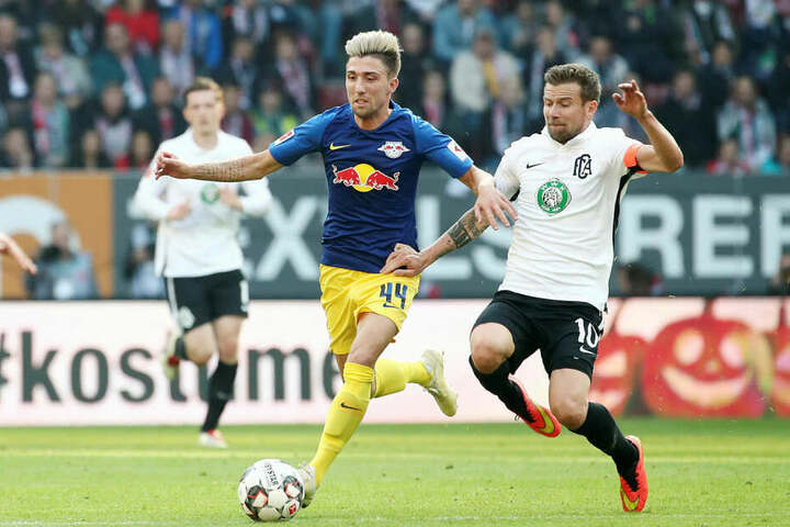 Nix Bayern Ard Entscheidet Sich Im Dfb Pokal Für Rb Leipzig