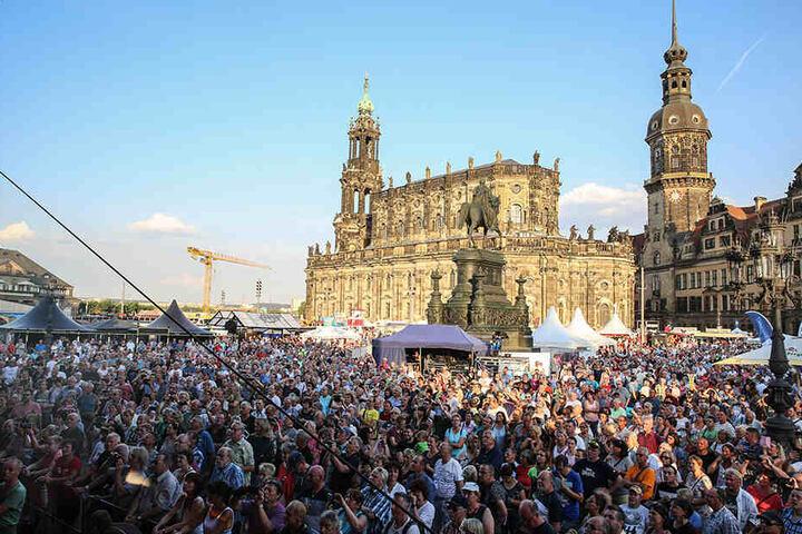 Drei Tage Party: 550000 Besucher erwarten die Stadtfestmacher.