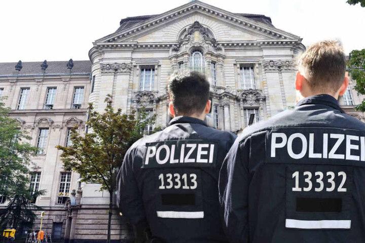Am Berliner Landgericht wird am Montag zum Prozess für mehr Sicherheit gesorgt. (Symbolbild)