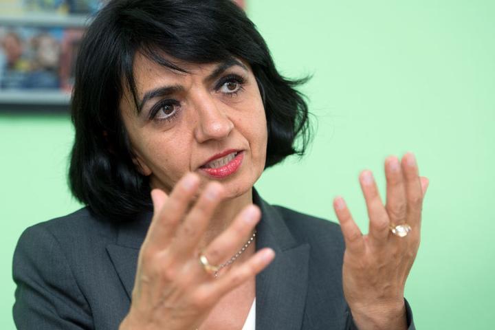 Landtagspräsidentin Muhterem Aras hatte die Politiker aus dem Saal schmeißen lassen.