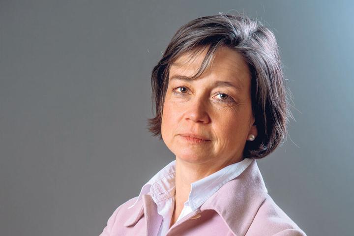 Almut Patt (51) ist die CDU-Kandidatin.