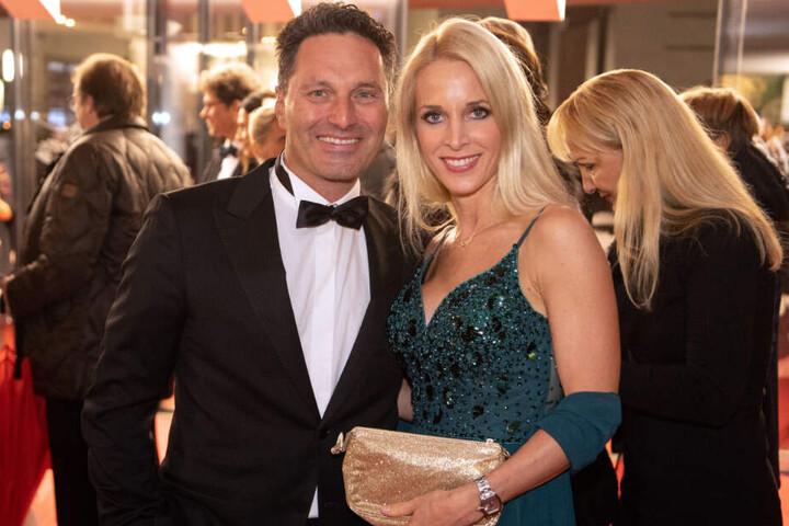 Schönheitschirurg Christian Fitz und seine Ehefrau Antonia.
