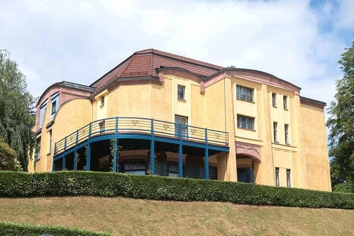 Die Villa Esche.