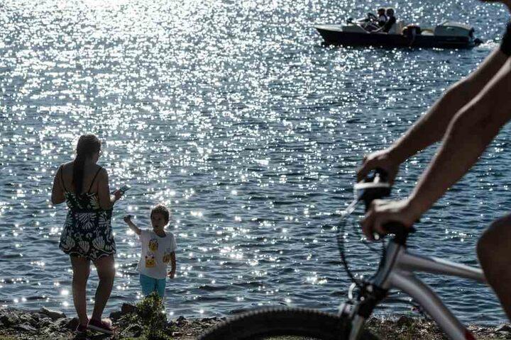 Noch ist der Winter nicht ausgebrochen und die Fahrräder noch nicht verstaut. (Symbolbild)