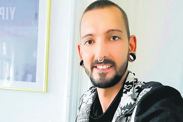 """""""Bares für Rares""""-Händler Fabian Kahl (27) kann nicht nur Raritäten finden und kaufen, sondern auch wieder herrichten."""