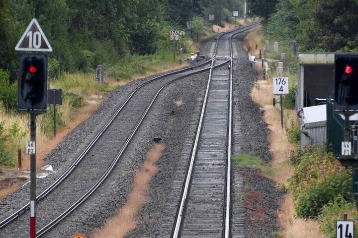 Die Gleise bei Bredstedt bleiben bald leer.