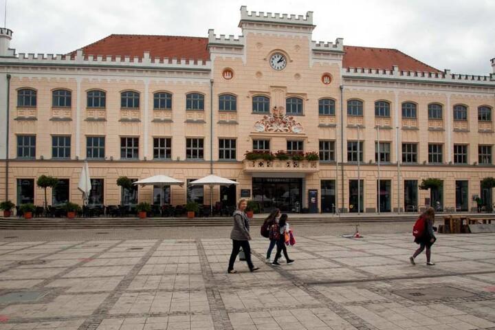 Im Zwickauer Rathaus ist man entsetzt über den aktuellen Bericht.