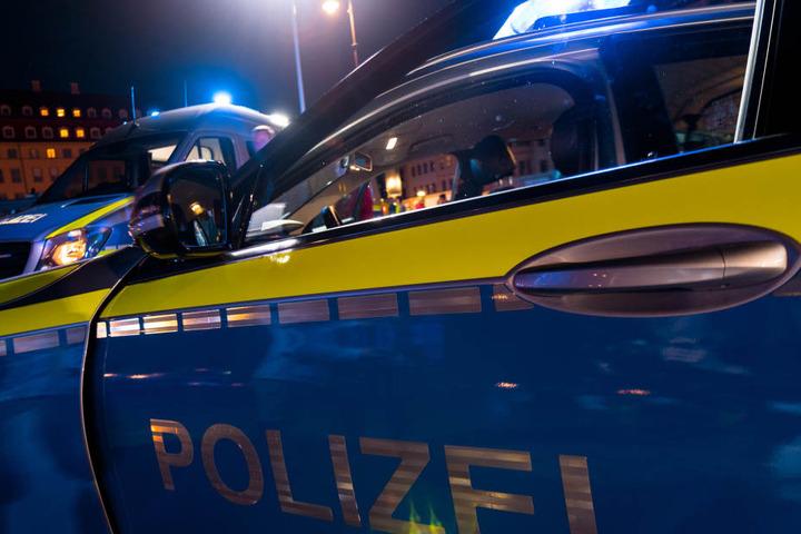 Als die Polizei eintraf, waren die Täter bereits geflüchtet (Symbolbild).