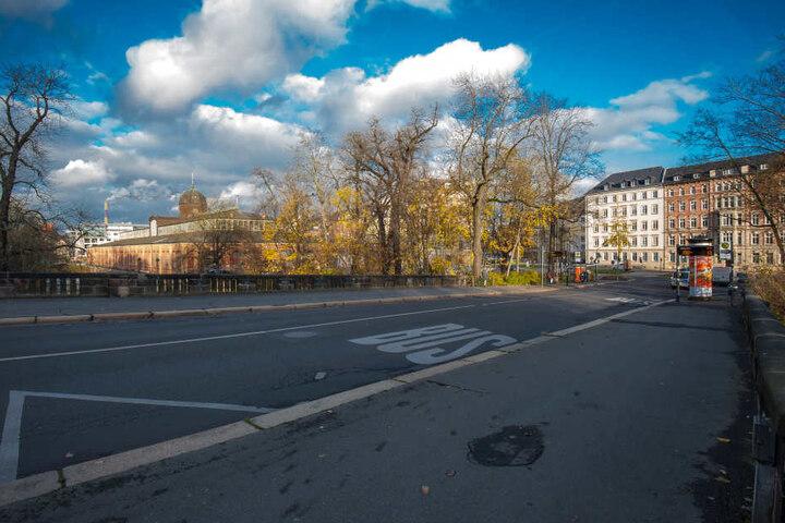 """Die Stadt will das Projekt Sanierung der Kaßbergauffahrt nun """"bei nächster Gelegenheit"""" angehen."""