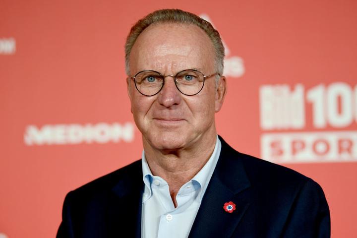 Karl-Heinz Rummenigge will Corentin Tolisso in München einen gebührenden Empfang bereiten.