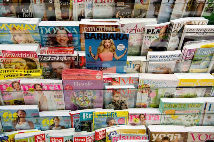 In fünf Jahren soll der Printmarkt nur noch ein Drittel des Umsatzes bei Condé Nast ausmachen. (Symbolbild)