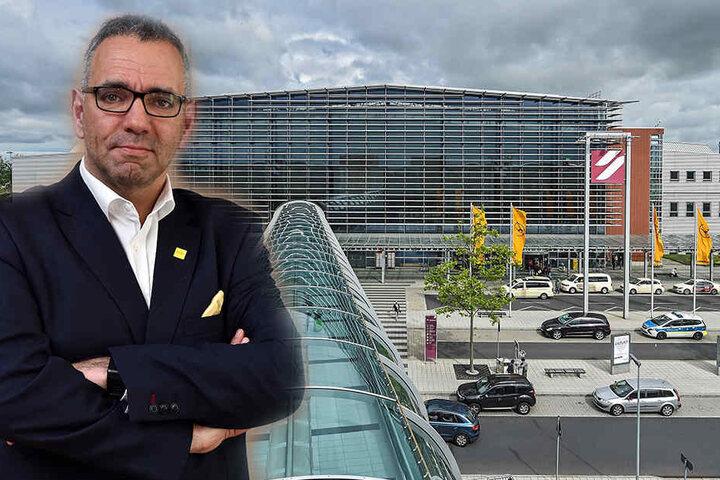 Tourismus-Chef Johannes Lohmeyer will den Dresdner Flughafen nach Kohl benennen.