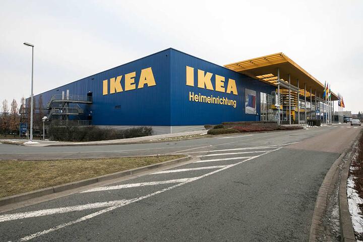 Mitte Mai sollen die Umbauarbeiten im Ikea Elbe Park abgeschlossen sein.