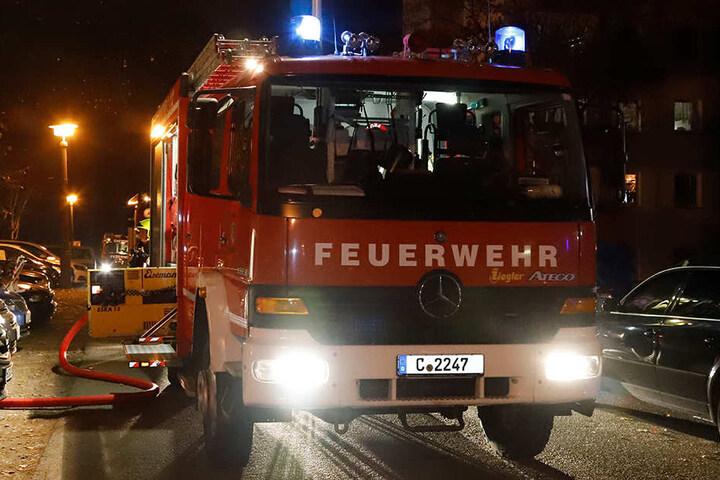Die Feuerwehr wurde am Samstag gegen 21 Uhr nach Kappel gerufen.