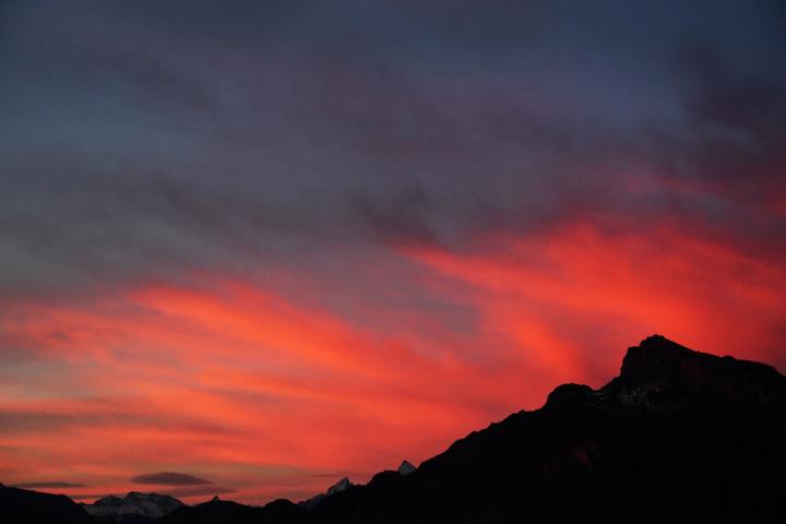 Insgesamt wurden 7700 Menschen in den österreischen Bergen 2019 verletzt. (Archivbild)