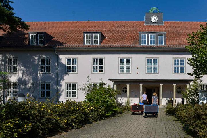 """Die """"Natur- und Umweltschule Dresden"""" in Klotzsche widmet sich ganz der Natur."""