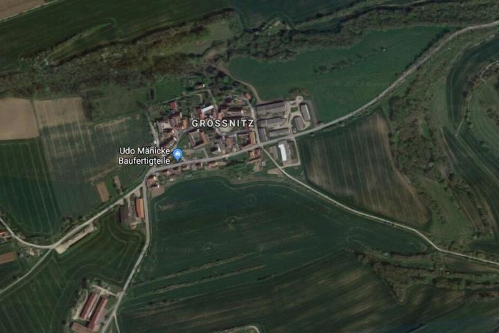 Der Vorfall ereignete sich in Größnitz im Burgenlandkreis.