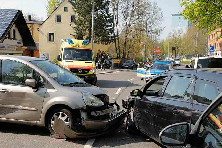 Auf Chemnitzer Straßen kracht es sachsenweit am häufigsten.