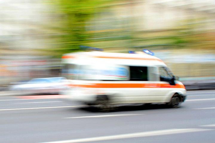 Der Unfallverursacher bliebt unverletzt. (Symbolbild)