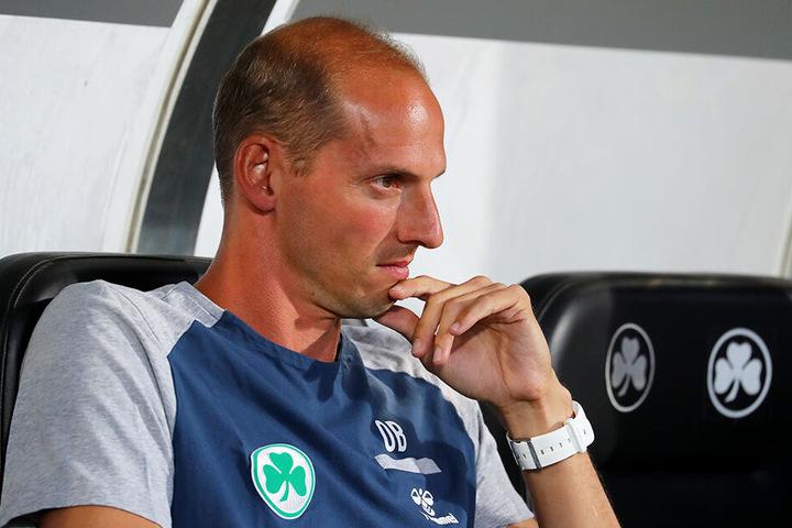Auch Co-Trainer Oliver Barth verlässt den Club.