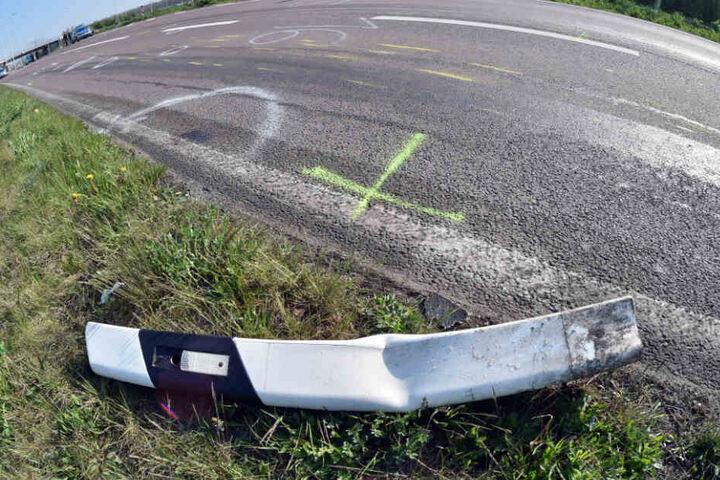 Der Autofahrer hatte vor der Kollision wohl die Vorfahrt missachtet. (Symbolbild)