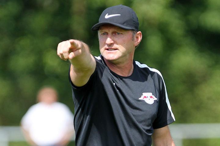 Blick nach vorn gerichtet: RB will in Dresden in die zweite Pokalrunde einziehen.