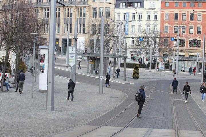 Bürger in Angst: Während überall in Westsachsen die Straftaten zurückgehen, steigt die Zahl der Fälle in der Spitzenstadt.