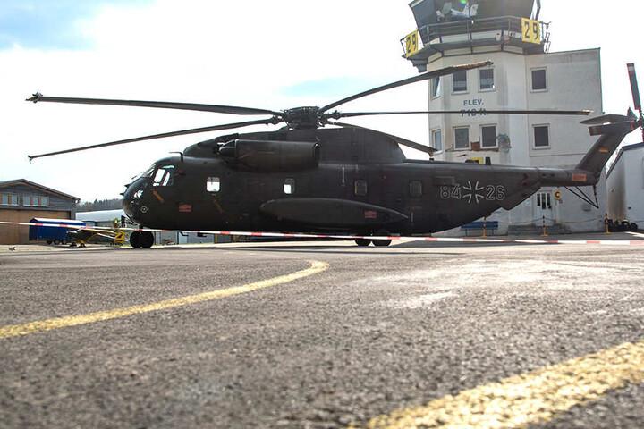 Unfall mit Bundeswehr-Hubschrauber: Ein Toter