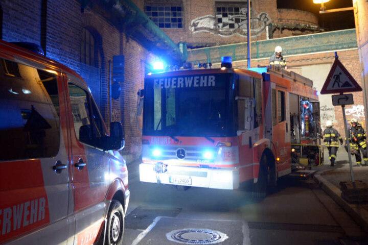 Es war nicht der erste Brand in dem Gebäudekomplex am Hauptbahnhof.