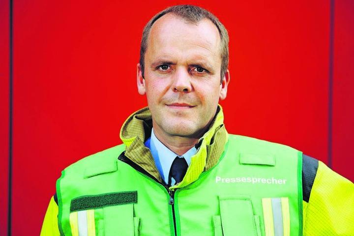 Feuerwehrsprecher Ralf Schröder (45) bestätigt, dass die Balkonbrände in den Sommermonaten zunehmen.
