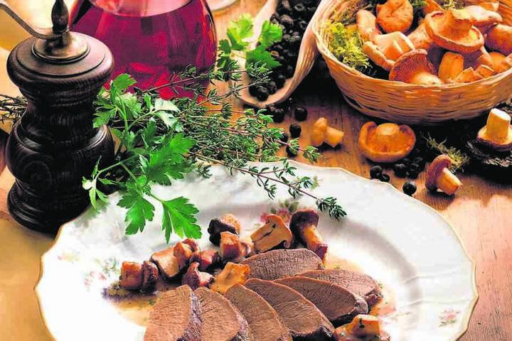 Besonders in der Gourmet-Küche sind lange Herstellungszeiten vonnöten -  Stress für Spitzenköche.