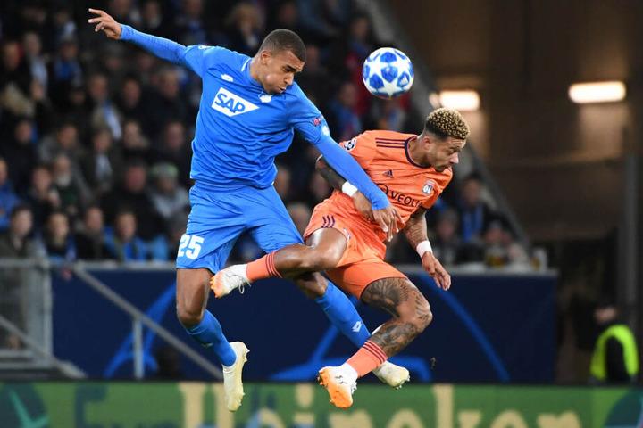 Wechselt der Hoffenheimer Kevin Agpoguma (l, 24) zum FC?