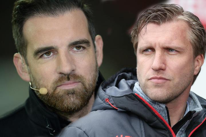 Christoph Metzelder und Markus Krösche gelten als Anwärter als Sportlicher Leiter bei RB Leipzig.