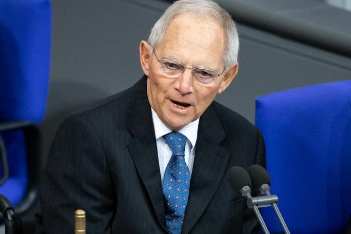 Wolfgang Schäuble hofft auf eine Reform des Wahlrechts.