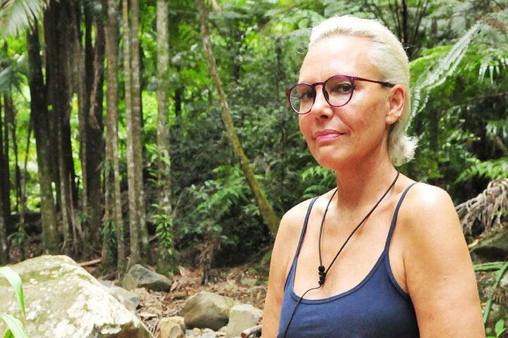 Für Natascha war 2018 an Tag 12 Schluss im australischen Dschungel.
