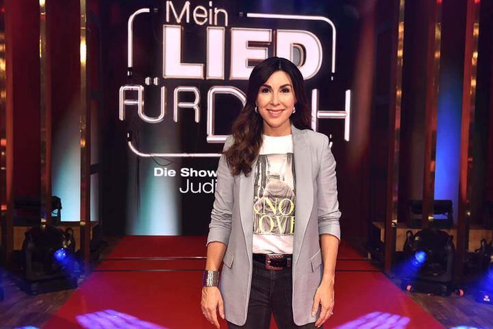 """Judith Williams (48) ist heute 20.15 Uhr mit ihrer neuen Show """"Mein Lied für dich"""" im ZDF zu sehen."""
