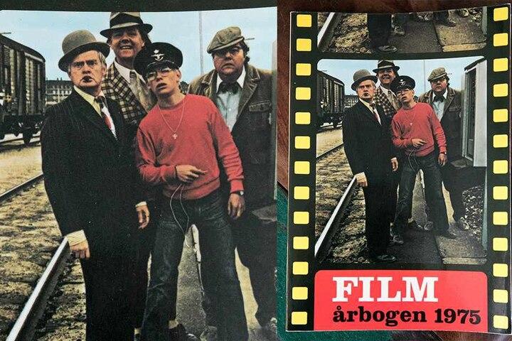 Filmplakat der Olsenbande.