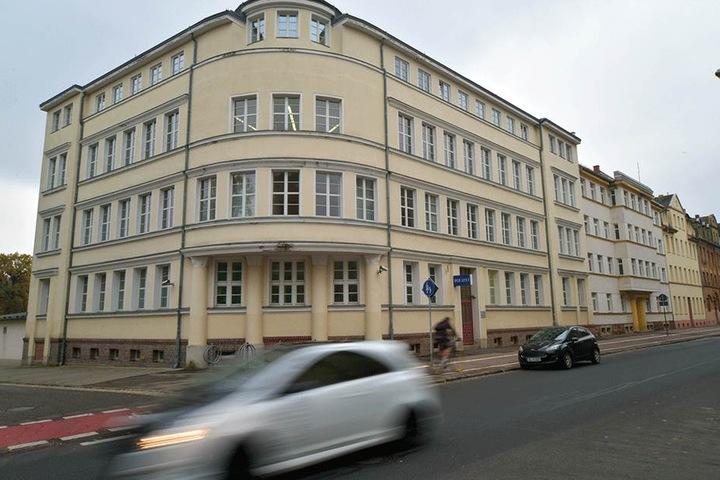 Das Polizeirevier in Döbeln soll in einen Neubau ziehen - es war bei den Fluten 2002 und 2013 abgesoffen.