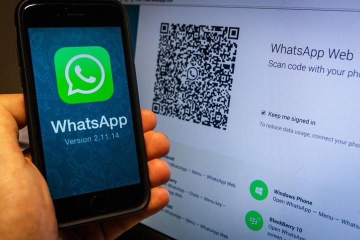 Auch WhatsApp Web ist nicht sicher.