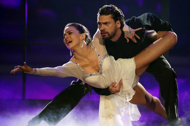 Jimi Blue Ochsenknecht und Renata Lusin lieferten von Woche zu Woche überzeugende Tanzeinlagen ab.