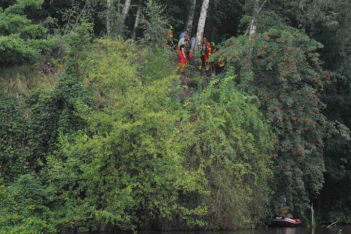 Aus sechs bis sieben Metern Höhe stürzte der Junge ab.