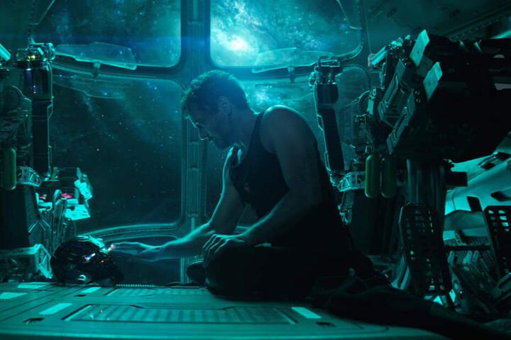 """Tony Stark/Iron Man (Robert Downey Junior) hat in """"Avengers: Endgame"""" einen großartigen Auftritt."""