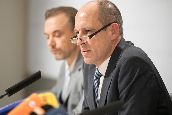 LKA-Chef Jörg Michaelis wird die Führung des Polizeiverwaltungsamtes übernehmen.