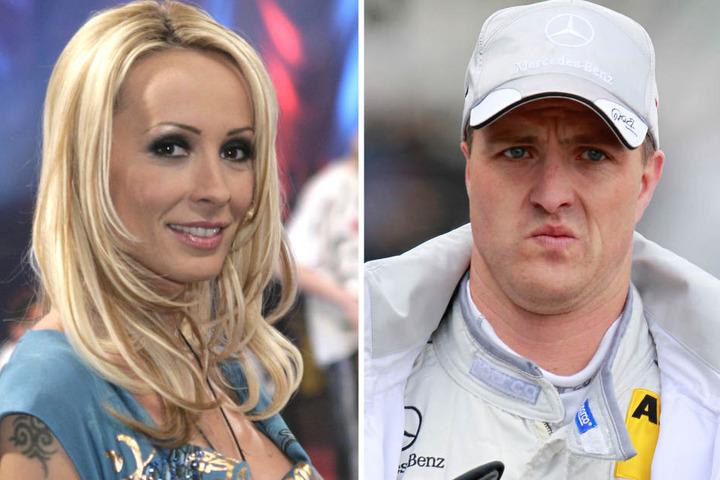 Die Ehe von Cora (41) und Ralf Schumacher (43) wurde Anfang 2015 geschieden (Archivbilder).