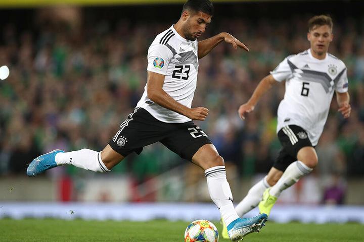 """Bleiben wohl weiter in der """"ersten Liga"""" der Nations League: die deutsche Fußball-Nationalmannschaft."""