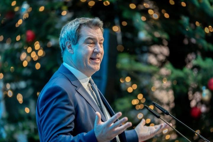 Markus Söder macht an Weihnachten keine Politik. (Archivbild)