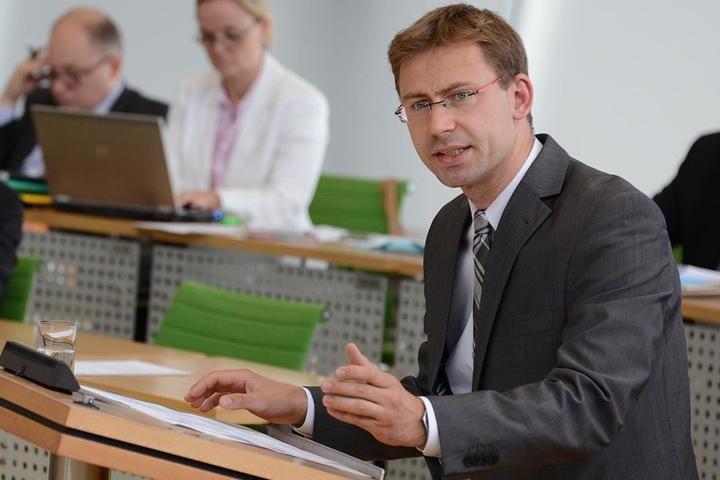SPD-Hochschulpolitiker Holger Mann wittert eine CDU-Show in Wahlkampfzeiten.