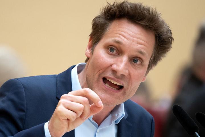 Ludwig Hartmann setzt Bayerns Regierung mit einem Drei-Punkte-Plan unter Druck.