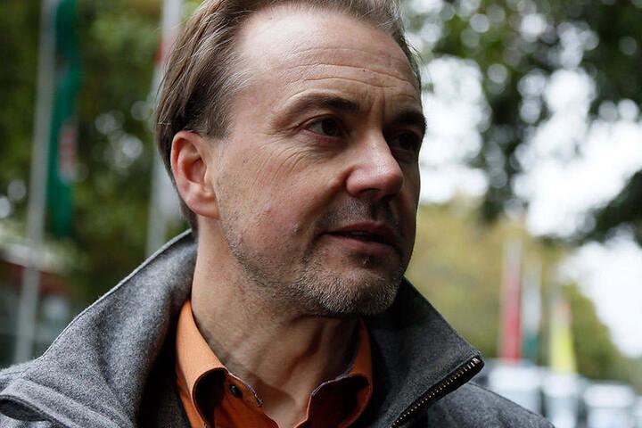 Tom Bernhardt (46) stellte sich den Vorwürfen, dass dem SEK eine Panne unterlaufen war.